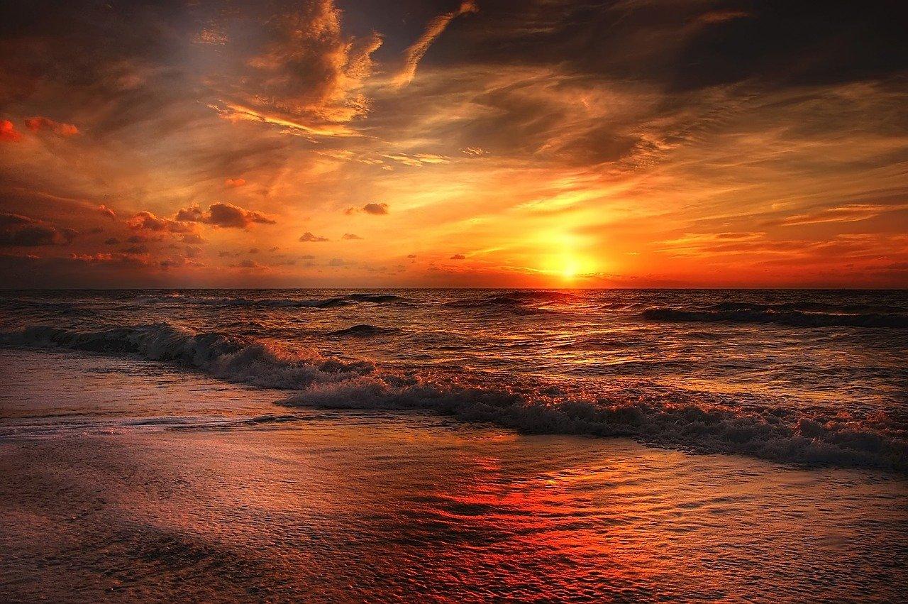 Kodėl jūros vanduo sūrus?