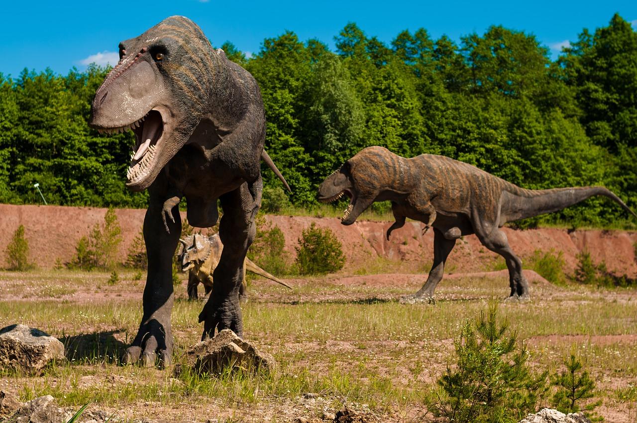 Kodėl išnyko dinozaurai?